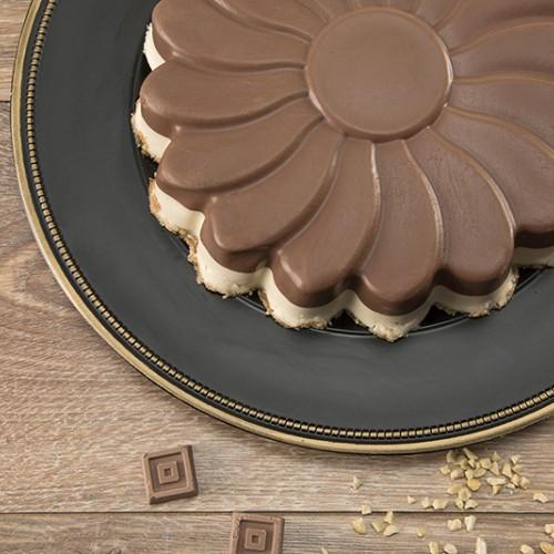 Tort ciocolata si visine alcoolizate